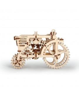 """Wooden 3D puzzle """"Traktor"""""""