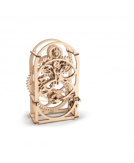 """Wooden 3D puzzle """"Timer for 20 min"""""""
