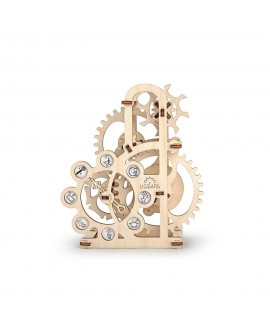 """Wooden 3D puzzle """"Dynamometer"""""""