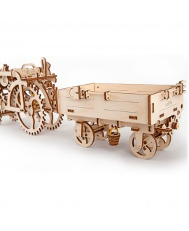 """Wooden 3D puzzle """"Trailer UGEARS"""""""
