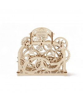 """Wooden 3D puzzle """"Mechanical Theater"""""""