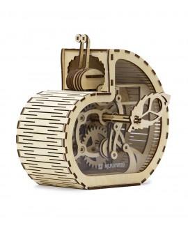 "Wooden 3D puzzle ""Snail–moneybox"""