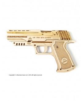 Пістолет Вольф-01