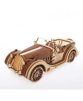 "Wooden 3D puzzle ""Roadster VM-01"""