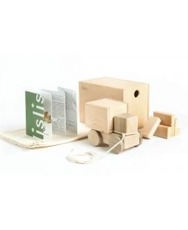 "Дерев'яна іграшка ""Фура Мала"""