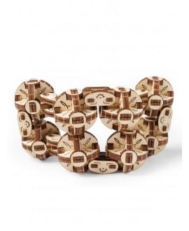 """Wooden 3D puzzle """"Spherocube"""""""