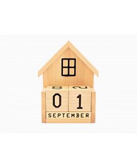 Дерев'яний календарик
