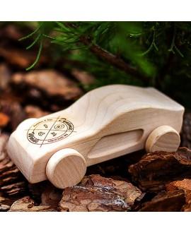Дерев'яна іграшка Z-CAR
