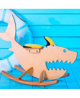 Rocking Chair Shake Shark