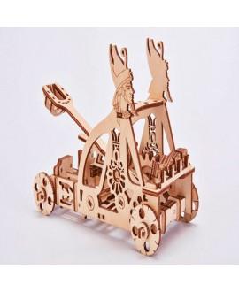 """Дерев'яний 3D пазл """"Катапульта"""""""