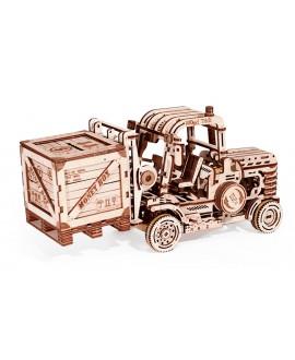 "Wooden 3D puzzle ""Forklift"""