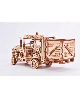 """Дерев'яний 3D пазл """"Навантажувач"""""""