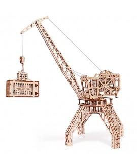"""Wooden 3D puzzle """"Crane"""""""