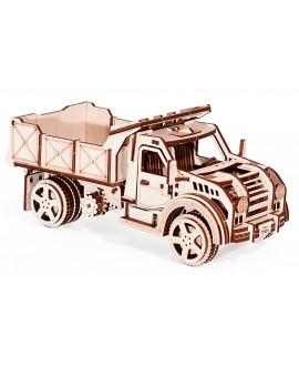 """Дерев'яний 3D пазл """"Вантажівка"""""""