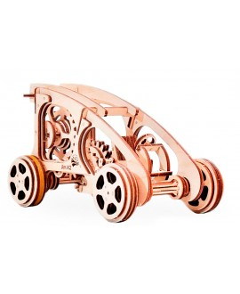 "Wooden 3D puzzle ""Buggy"""