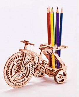"""Дерев'яний 3D пазл """"Велосипед"""""""