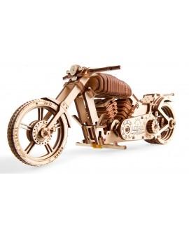 """Wooden 3D puzzle """"Bike VM-02"""""""