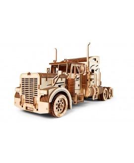 """Wooden 3D puzzle """"Truck VM-03"""""""
