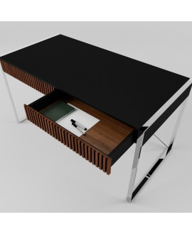 Arris Chrome Desk