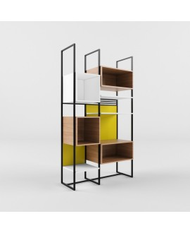 BLOCK Shelving Partition