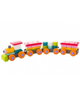 "Wooden toy ""Train"" LR-1"