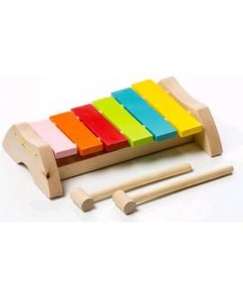 """Дерев'яна іграшка """"Ксилофон"""" LKS-2"""
