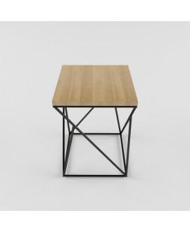 Bar stool TWIST Black