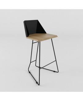 Designer bar chair ORIGAMI