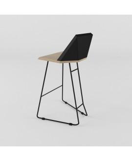 Дизайнерський барний стілець ORIGAMI