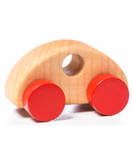 "Wooden toy ""Mini-car"""