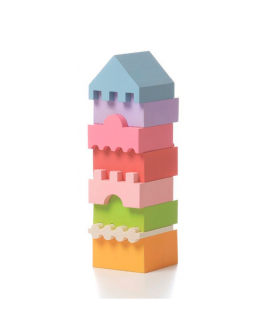 """Деревянная игрушка """"Пирамидка"""" LD-4"""