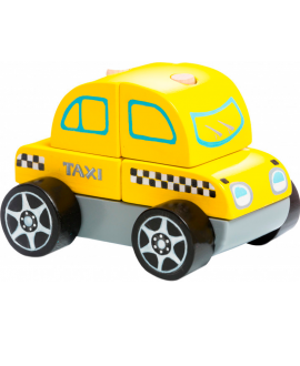 """Машинка """"Таксі"""" LM-6"""