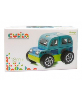 "Машинка ""Кубіка-джип"" LM-9"