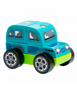"Сar ""Cubika-jeep"" LM-9"