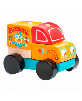 """Car """"Traveling circus"""" LM-7"""