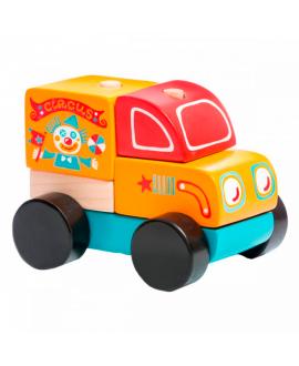 "Машинка ""Мандруючий цирк"" LM-7"