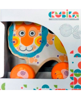 Happy Lion (push & pull) LK-2