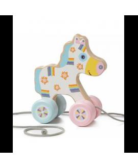 Happy horsy (push & pull) LK-3