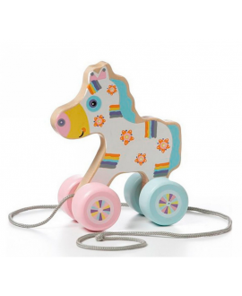 Happy horsy (push & pull) LK-3