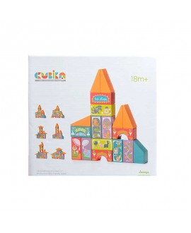 "Wooden puzzle ""Fair City"" LKM-5"