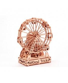 """Дерев'яний 3D пазл """"Механічне колесо огляду"""""""
