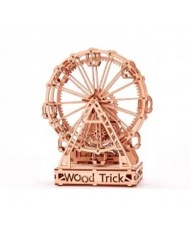 """Wooden 3D puzzle """"Mechanical Ferris Wheel"""""""