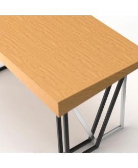 ANGLE OAK Table