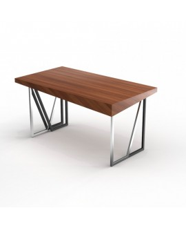 Table ANGLE WALNUT
