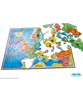 Карта-пазл «Мапа Європи»