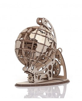 "Wooden 3D puzzle ""Globe"""