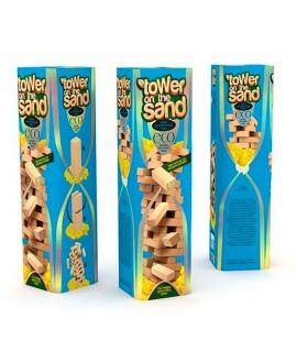 "Board game ""Tower on the Sand"" 7903DT"