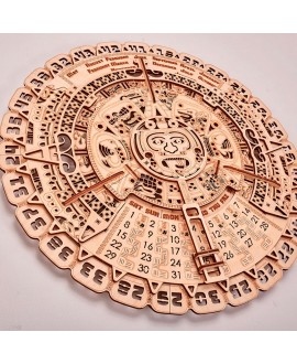 "Wooden 3D puzzle ""Mayan Calendar"""