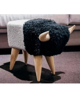 Buffalo stool