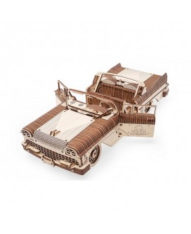 "Wooden 3D puzzle ""Dream Cabriolet VM-05"""